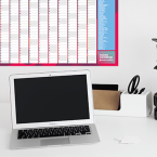 A2 & A1 Wall Planner Printing - Online Printing