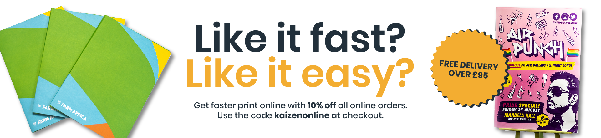 Kaizen Print Belfast - A Leading Digital Printing Company