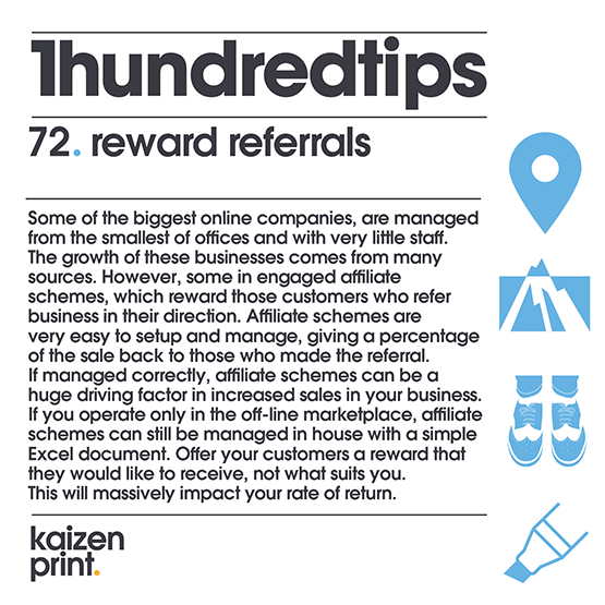 reward referrals