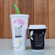 Slims packaging design