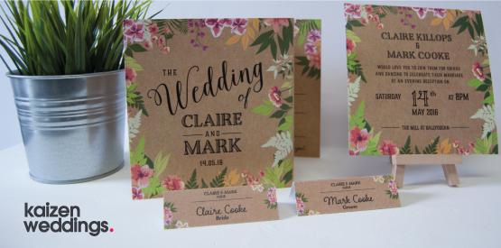Happy Wedding Day Claire